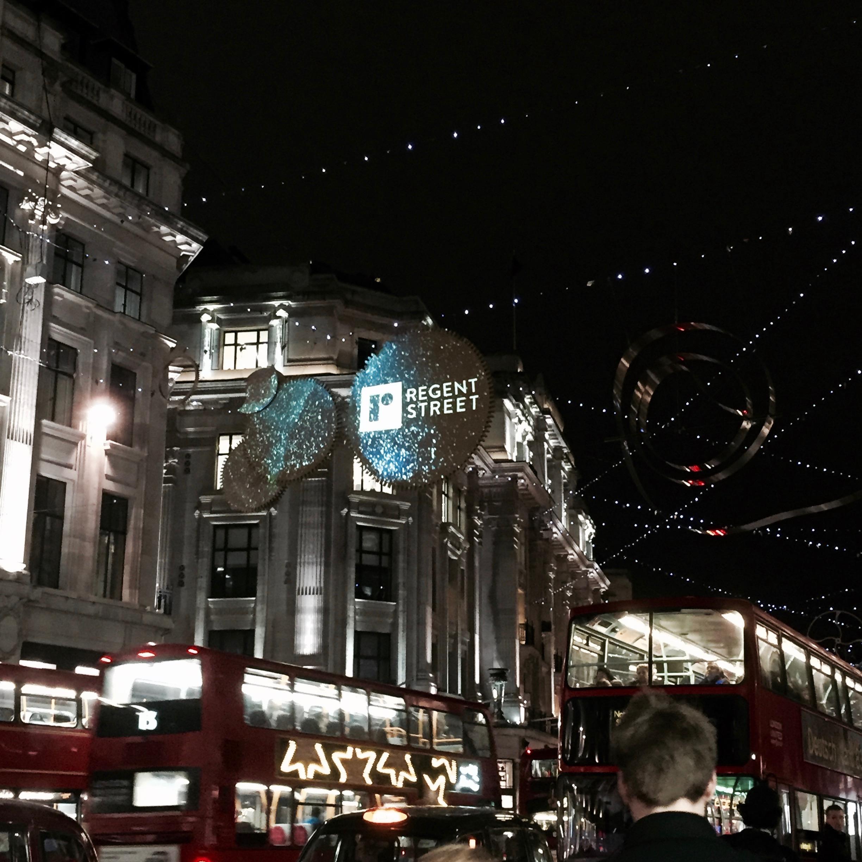 Shopping Street - Regent Street