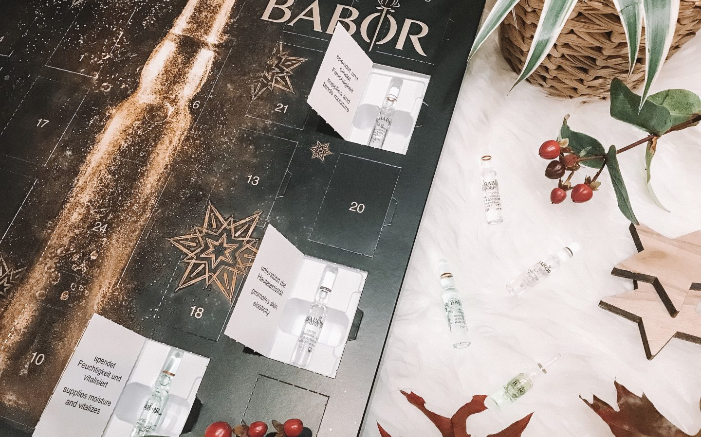 Make a wish with Babor