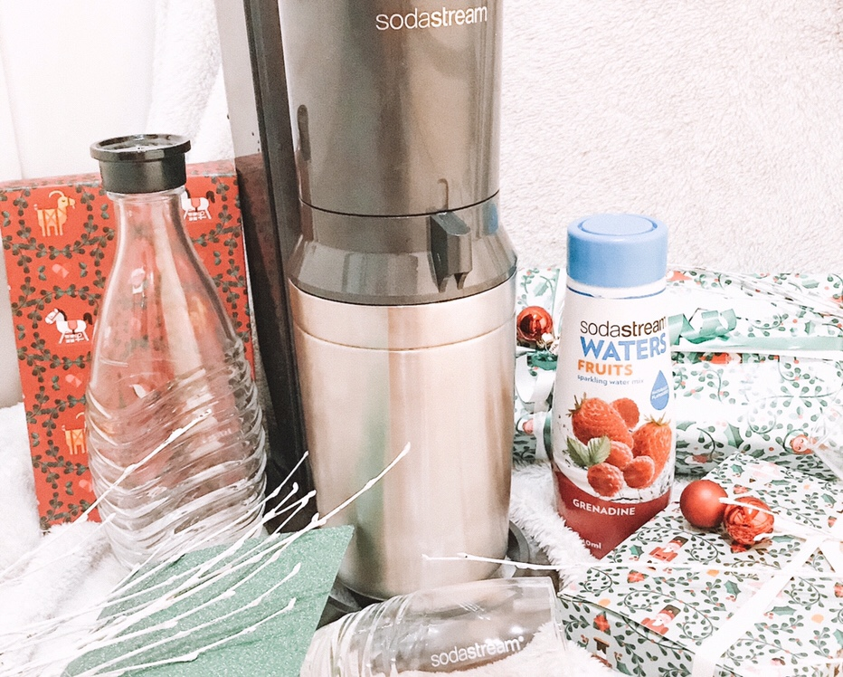 The perfect gift with Sodastream