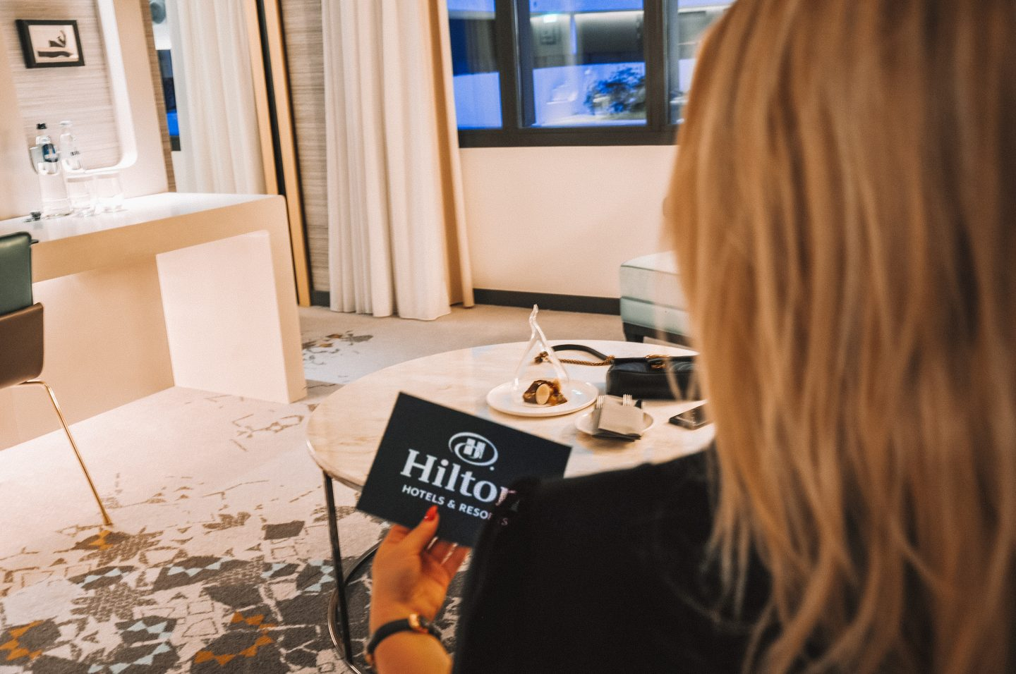 A wonderful stay at the Hilton Schiphol
